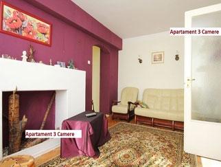 Proprietar vand apartament 3 camere Vatra Luminoasa