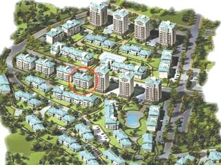 Vanzare apartament 3 camere - COMPLEX COSMOPOLIS (PIPERA)