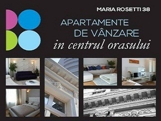 Apartamente de vanzare in Ansamblul Rezidential Maria Rosetti 38