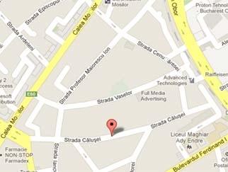 INCHIRIERE apartament 2 camere CALEA MOSILOR - Calusei