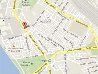 Inchiriere apartament 3 camere Metrou CRANGASI - Profi (Constructorilor)