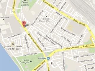 Vanzare apartament 2 camere Crangasi in zona Constructorilor