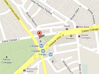 Inchiriere apartament 2 camere CRANGASI la metrou