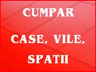 DORIM sa achizitionam case sau vile in zonele PIPERA, IANCU NICOLAE, AVIATIEI