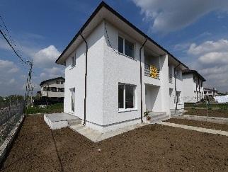 Particular vand vila tip duplex in DOMNESTI judetul Ilfov