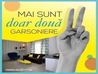 Garsoniere in bloc rezidential Maria Rosetti 38