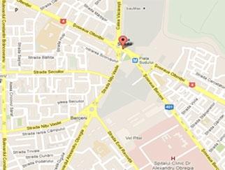 Inchiriez apartament 2 camere Piata SUDULUI (Metrou), Sun Plaza