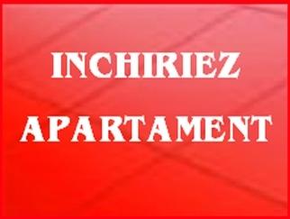 Inchiriere apartament 2 camere AVIATIEI (Erbasu)