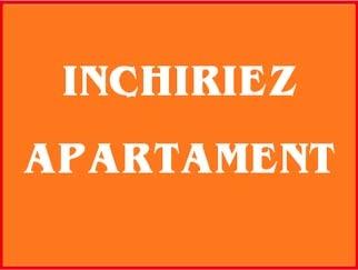 Inchiriere apartament DRUMUL TABEREI (Scoala Sfantul Andrei) 3 camere