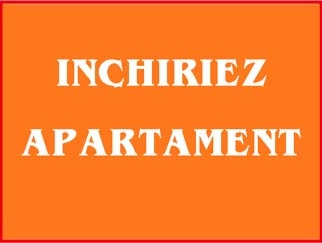 Apartament de inchiriat Metrou Tineretului 3 camere