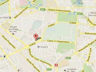 Inchiriere apartament 2 camere 13 Septembrie - Marriot