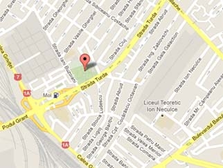 Inchiriere apartament Parcul REGINA MARIA 2 camere Turda