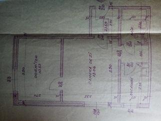 Direct proprietar vand apartament 2 camere Piata Moghioros