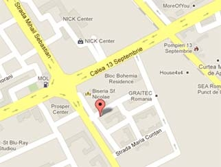 Inchiriere apartament 13 SEPTEMBRIE zona Prosper Center 3 camere