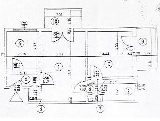 Proprietar vand/schimb apartament cu 2 camere in Titan
