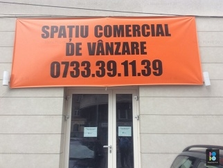 Proprietar vand spatiu comercial - IDEAL INVESTITIE !