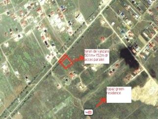 De vanzare teren cu utilitati in zona PRELUNGIREA GHENCEA