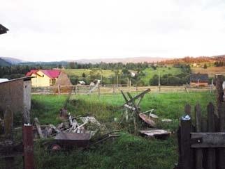 VANZARE teren Vatra Dornei - judetul Suceava