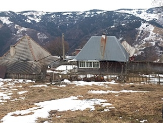 Proprietar vand teren in Maguri judetul Cluj
