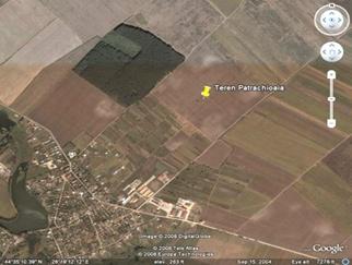 Vanzari terenuri PIPERA Ilfov
