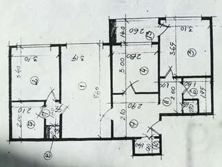 Vanzare apartament de 3 camere STEFAN CEL MARE