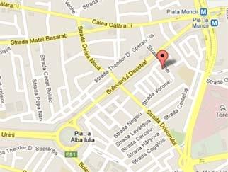 Inchiriere apartament 2 camere DECEBAL - Piata Muncii